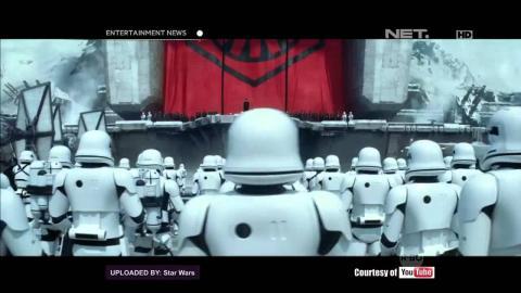 Trailer Terbaru Star Wars Dirilis dan Menjadi Trending Topic di Twitter