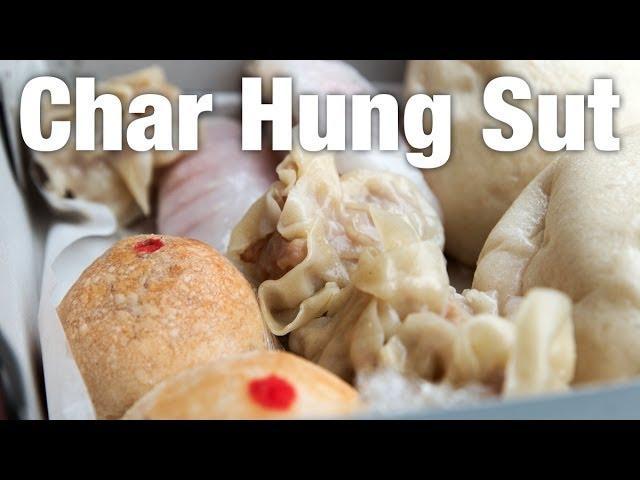 Char Hung Sut - Honolulu's Legendary Manapua (Bao)