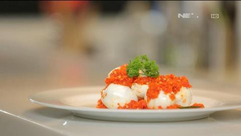 Telur Balado - eKitchen with Chef Norman