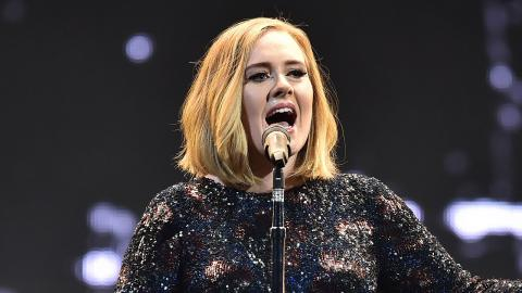 Adele Forgets Her Own Song Lyrics & Gives HILARIOUS Reaction
