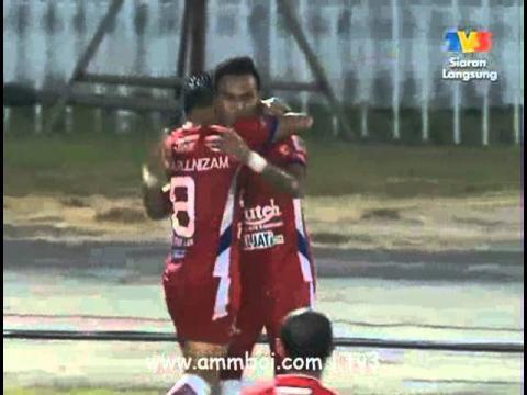 Kelantan 3 - 0 Terengganu Liga Super 2016
