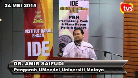 Mahathir bantu PKR menang di Permatang Pauh [Part 3]