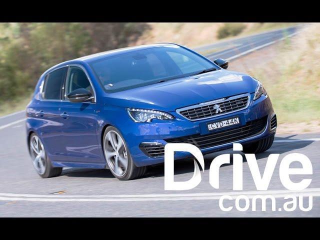 Peugeot 308 GT First Drive Review | Drive.com.au