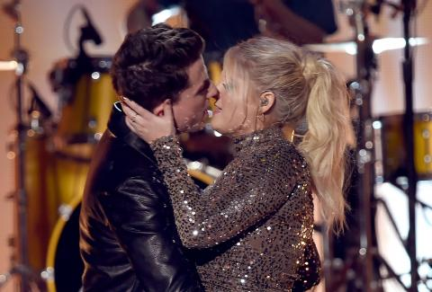 WTF! Meghan Trainor & Charlie Puth MAKEOUT…Too Much?!