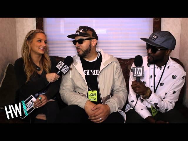 "Desus & Mero Talk About New Show ""Joking Off"" And How They Met! (SXSW 2015)"