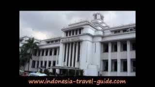 Jakarta Tourism -  Bank Mandiri Museum - Indonesia Tourism