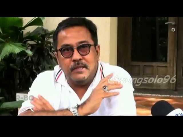Kondisi terkini Rano Karno yang terkena Penyakit Bell's Palsy sudah lebih sehat