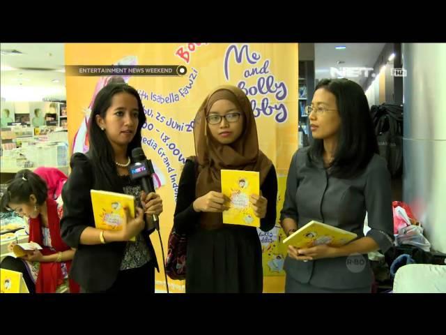 Launching buku Bella Fawzi