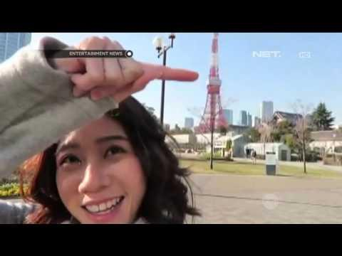 Gigi Ex Cherrybelle Cerita Tentang Pengalaman Syuting di Tokyo