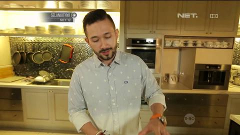 Crepes Sauce Orange - eKitchen with Chef Norman