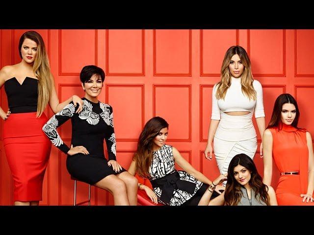 Kardashians $100-MILLION - 4 More Seasons of KUWTK on E!