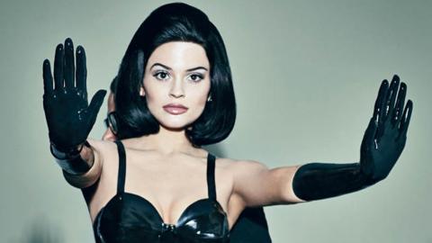 Kylie Jenner's Sexy Interview Magazine Photoshoot!
