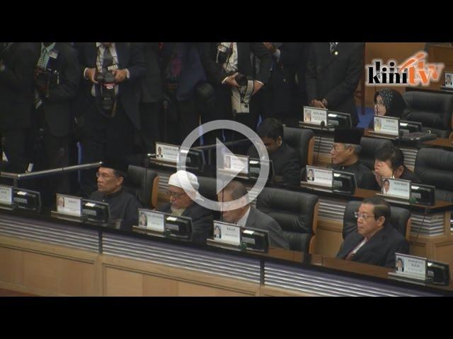 'Parlimen tetap akan dengar ucapan Anwar'