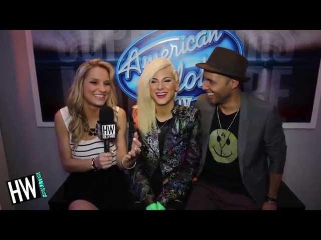 'American Idol's' Jax & Rayvon Owen Talk Nerves & Thank Fans!