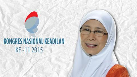 Kongres PKR : Ucapan Dasar Presiden