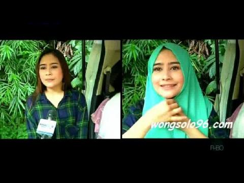 TREND Hijab Selebritis ala Jodha Akbar akankah Prilly Latuconsina ikut ikutan berhijab