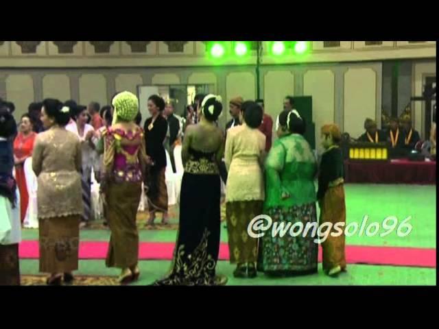 Judika Paramitha Russady dapat Anugerah Gelar dari Kesultanan Surakarta