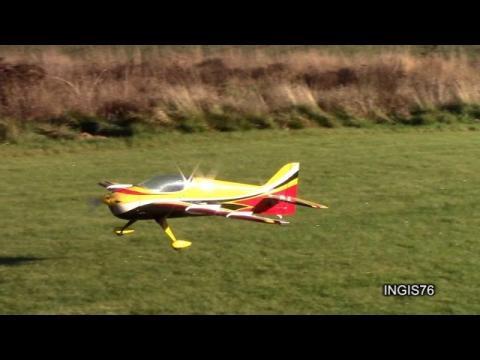 RC FLIGHT SEBART WIND S 50e 1580mm BALSA