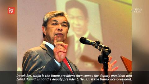 Tun M on attending Umno assembly and Muhyiddin's right to speak