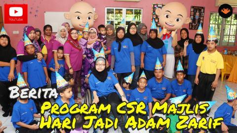 Berita EP73 : Program CSR Hari Jadi [HD]