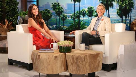 Megan Fox on Turning 30