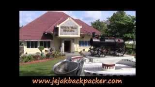 Museum Timah Indonesia - Pangkalpinang - Pulau Bangka - Indonesia