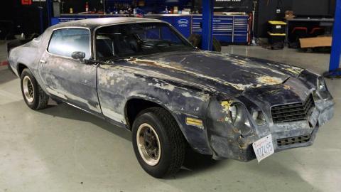 Low-Buck Speed Project! LS Swapped 1979 Camaro! #Bonemaro - Hot Rod Garage Ep. 37