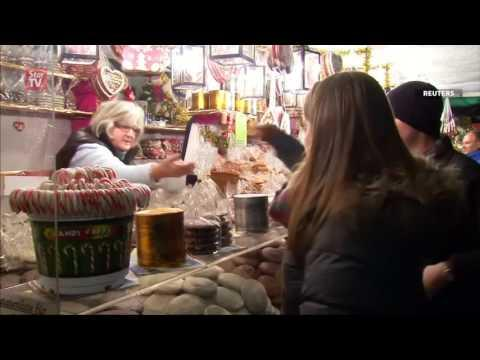 Nuremberg opens its traditional Christmas market