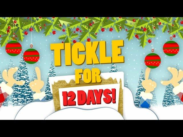 Tickle for 12 Days Is On!