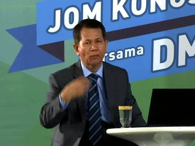 Jom Kongsi Bersama DMFK - Episod 34 (31 Januari 2015)