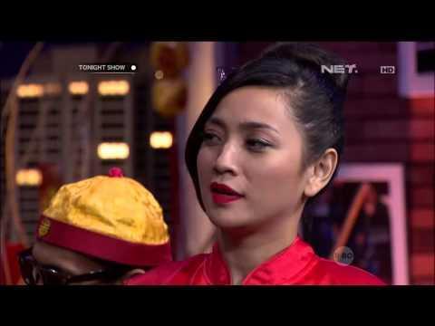 Fendy Chow, Jessyca Auryn & tina Toon bicara Imlek - Tonight Show 8 Februari 2016
