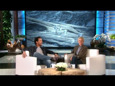 Matthew McConaughey Gives His Take on 'Interstellar'