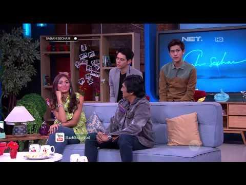 Cast Bidadari Terakhir Bercerita Tentang Film Mereka