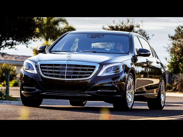 2015 Mercedes Maybach S600: Your Car Is Ready, Sir - Ignition Ep. 126