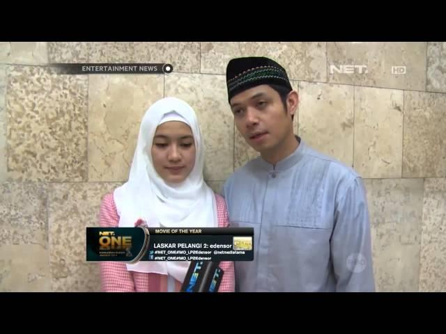 Dude Harlino dan Alysa Subandono Manfaat Membaca Alquran