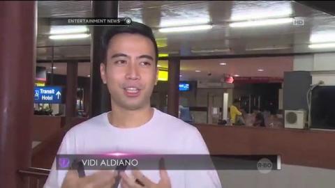 Vidi Aldiano akan berlebaran di Inggris sekaligus Wisuda S2 bersama Keluarga