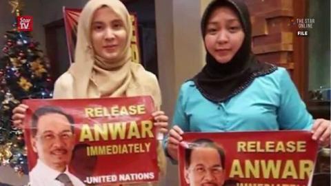 Bukit Aman questions Nurul over her meeting with Jacel Kiram