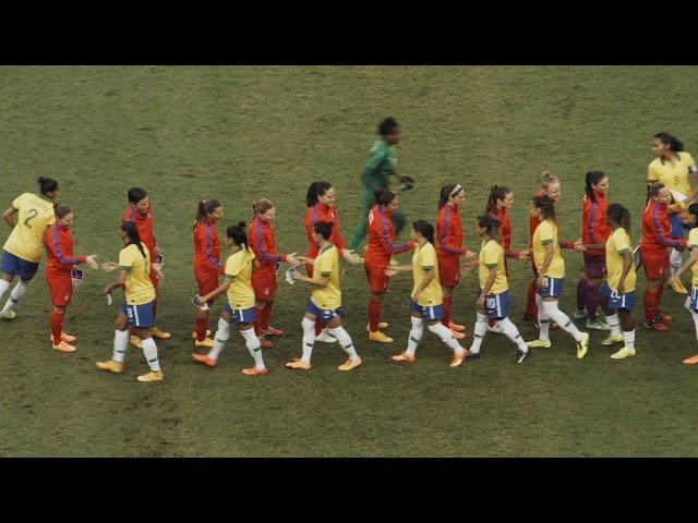 WNT vs. Brazil: Highlights - December 21, 2014