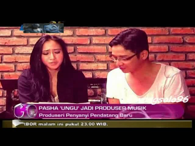 Pasha Ungu coba produseri penyanyi pendatang baru