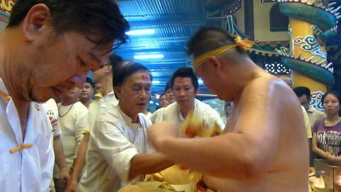 雙溪威靈應殿九皇大帝神廟 初九庆典 ( Sungai Way Nine Emperor Gods Temple Festival ) )