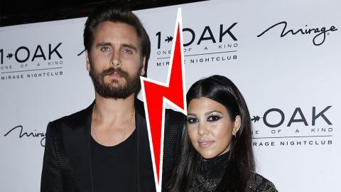 Kourtney Kardashian & Scott Disick Break Up