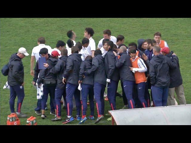 U-23 MNT vs. Bosnia: Highlights - March 27, 2015