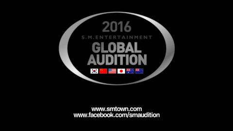 2016 S.M. GLOBAL AUDITION