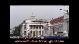 Gedung Museum Bank Indonesia dan Bank Mandiri di Jakarta Kota