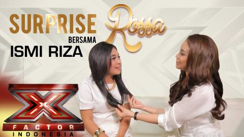 SURPRISE X - Surprise Rossa bersama Ismi Riza di X Factor Indonesia 2015