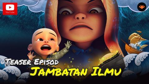 Teaser Upin & Ipin Musim 9 - Jambatan Ilmu [HD]