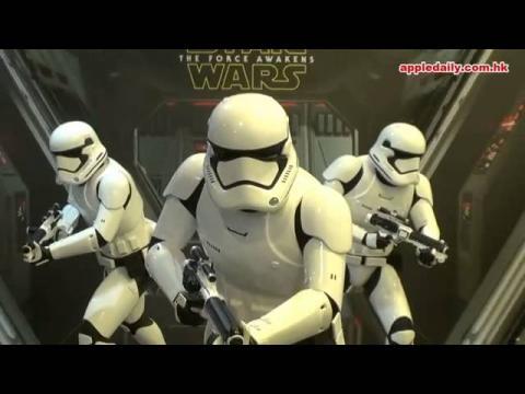 《Star Wars》白兵空降時代廣場