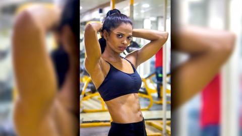 Breaking Boundaries: India's Female Bodybuilder