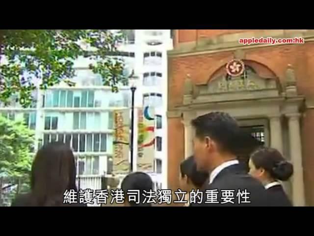 《四個女仔》被河蟹 司法獨立都唔Buy?