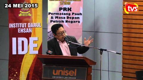 Mahathir bantu PKR menang di Permatang Pauh [Part 4]
